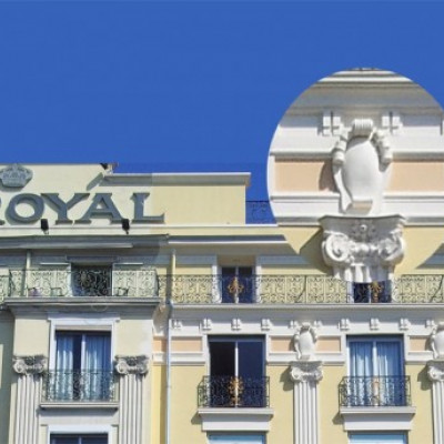 Hôtel Le Royal - Nice