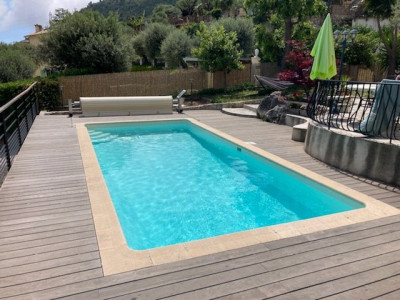 Rénovation de piscine Alpes Maritimes